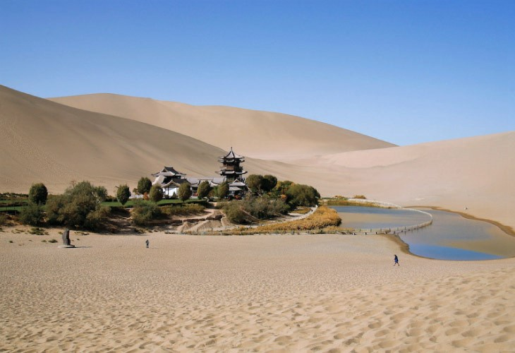 dunhuang silk road