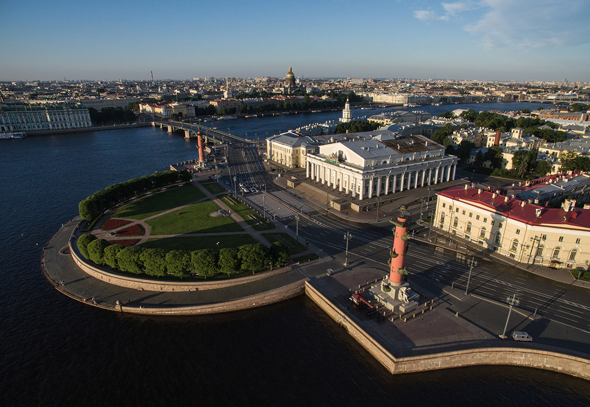 Most Famous Architects French St Petersburg Where The Neva Looks Like The Seine