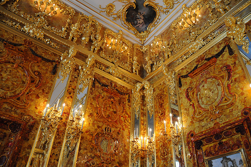 amber room catherine palace