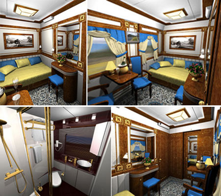 golden eagle private train luxury imperial suite1212