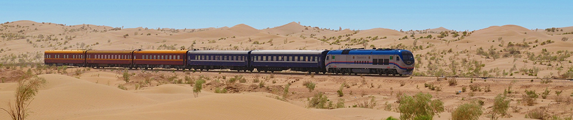 The Legendary Silk Road - Orient Silk Road Express 2019