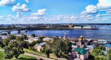 FIFA 2018 Host Cities. What to do in Nizhny Novgorod?
