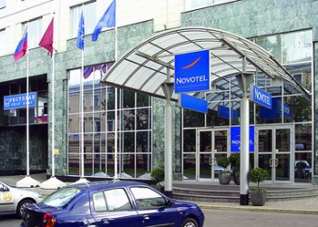 "Hotel ""Novotel Moscow Centre Hotel"""