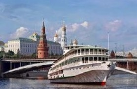 M/S Rostropovich Moscow - Golden Ring - St Petersburg Luxury Cruise