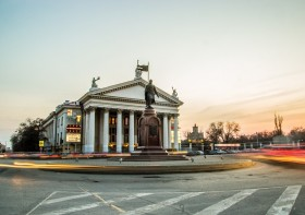 FIFA 2018 Host Cities. What to do in Volgograd?
