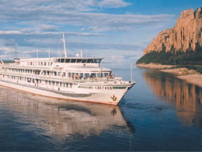 Lena River Cruise to Siberia