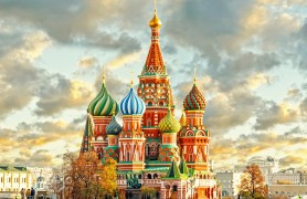 NEW! SPECIAL OFFER low price May Moscow Bank Holiday Weekend