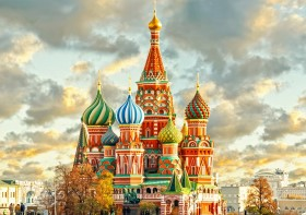 St Petersburg and Moscow 7 day October Break