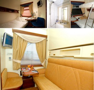 Baikal Golden Eagle Luxury Express
