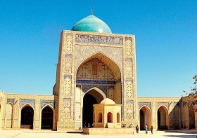 A Taste of the Silk Road - Golden Eagle Luxury Express